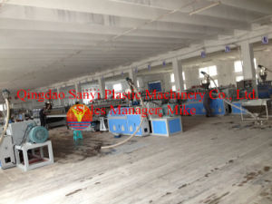 PVC Foam Board Extruding Machine/Plastic Making Machine pictures & photos