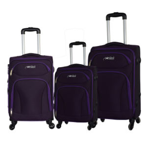 2017 China Factory Trolley Travel Luggage pictures & photos