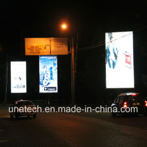Outdoor Media Advertising Poster Box Frame LED Scroller pictures & photos