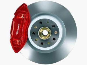 Car Spare Brake Rotor Disc Zba615301 for Cars pictures & photos
