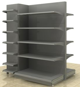 High Quality Supermarket Shelf / Gondola Shelf / Wall Shelf (HGLS-SS) pictures & photos