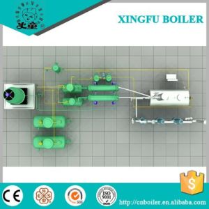 Used Engine Oil Distillation Plant to Diesel Oil and Gasoline pictures & photos