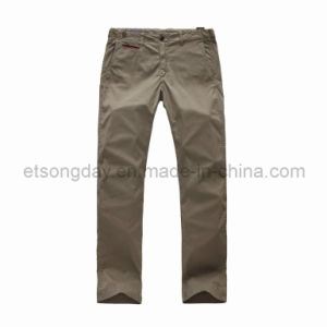 Outdoor Fashion Cotton Spandex Men′s Trousers (COCH-1406) pictures & photos