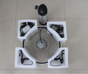 20inch Wheel Electric Bike Conversion Kit with LCD Display (MK020) pictures & photos