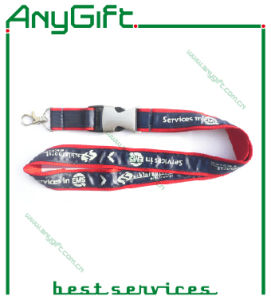 Woven Lanyard with Customized Logo and Color pictures & photos