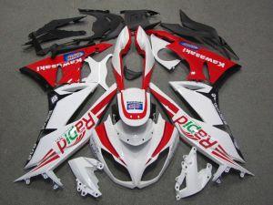 Motorcycle Fairing for Kawasaki (ZX-6R 09-12)