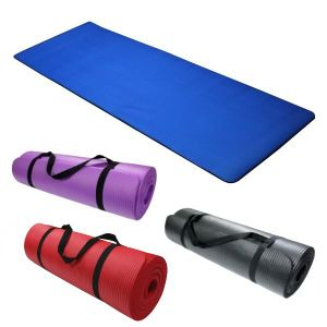 Anti Slip NBR Foam Yoga Exercise Mat pictures & photos