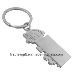 Promotion Gifts Customized Metal Car Truck Keychain with Logo (F1328) pictures & photos