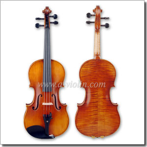 Quality Handmade Violin Made in China (VH300Y) pictures & photos