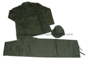 Military and Combat Army Bdu Uniforms in Olive Green pictures & photos