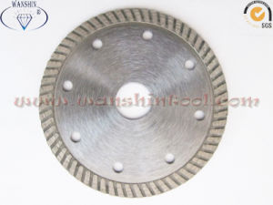 Turbo Diamond Saw Blade Diamond Disc for Granite pictures & photos