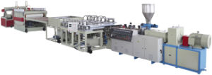 WPC Cabinet Board Extrusion Line with Professional Service pictures & photos