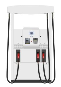 Sanki Fuel Dispenser with 6 Nozzles pictures & photos