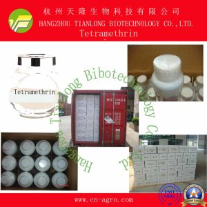 Highly Effective Insecticide Tetramethrin (95%TC) pictures & photos
