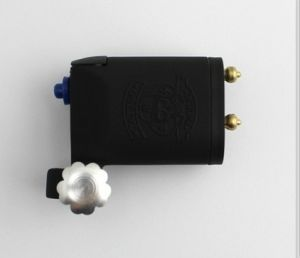 Black New Cute Rotary Tattoo Machine pictures & photos