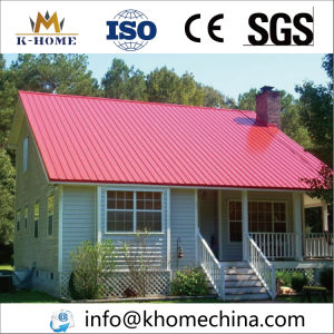 Color Steel Sandwich Panel Prefab House Prefabricated Homes pictures & photos