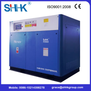 75kw 7bar Air Cooling Screw Compressor Air pictures & photos