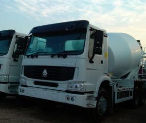 Sinotruk HOWO 6X4 8 M3 Mixer Truck Heavy Duty Truck pictures & photos