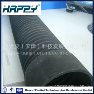 Fabric Reinforced Water 12 Inch Irrigation Hydraulic Rubber Hose pictures & photos
