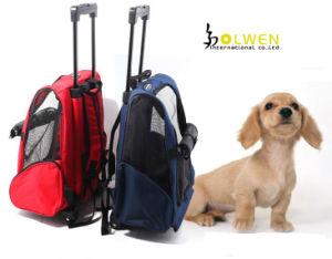 Convenience Carrier Trolley Pets Bag (DW-PB1412)