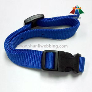 Blue Color Nylon Webbing Pet Products, Dog Collar pictures & photos