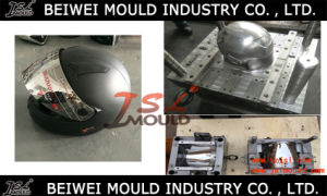 Injection Plastic Full Face Motorcycle Helmet Mold pictures & photos