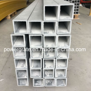 Pultruded Profile FRP Square Tube pictures & photos