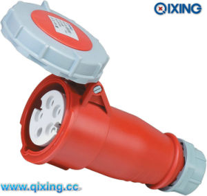 IP67 Waterproof Industrial Socket with High End Quality (QX550) pictures & photos