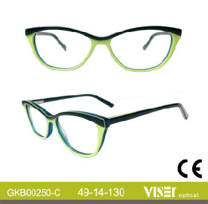 Fashion Kids Handmade Opticla Frames (250-C) pictures & photos