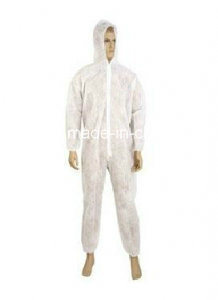 High Quality Paint Spraying Disposable Proteceive Coveralls pictures & photos