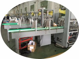 Automatic PE Film Shrink Packaging Machine pictures & photos