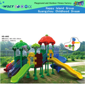 Popular in Europe Grow Happy Series Outdoor Playground for Children (HD-4602) pictures & photos