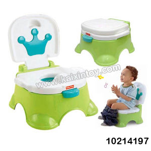 18 Month- 5 Years Old Used Baby Product Baby Potty with Music (10214198) pictures & photos