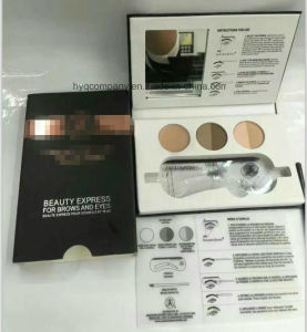 New Style Designs Beauty Express Brow Kit *Brunette* Makeup for Eyebrow and Eyes pictures & photos