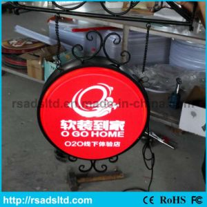 Ce Quality LED Vacuume Forming Plastic Lightbox pictures & photos