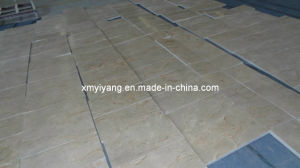 Honed Jura Beige Limestone Tiles for Flooring, Walling (YN -008) pictures & photos