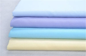 High Quality 90/10 T/C Twill Fabric for Uniform/Shirts/Tooling pictures & photos