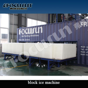New Technology Containerized Block Ice Machine Aluminium Alloy pictures & photos