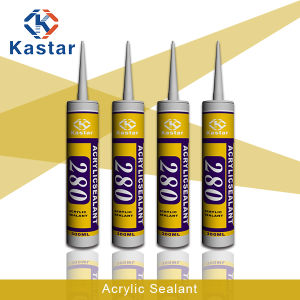 Construction Purposes Waterbased & Paintable Sealant (Kastar280) pictures & photos