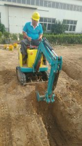 Ce Approved Xiniu Mini Excavator for Sale with Competitive Price pictures & photos