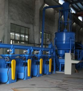 Cxfj-26 Rubber Powder Superfine Miller Rubber Grinder Tyre Recycling Plant pictures & photos
