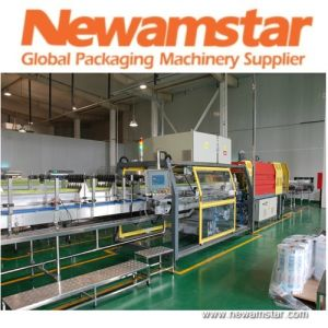 Automatic Advanced PE Film Shrink Wrapping Machine Monoblock