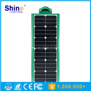 20W All in One Solar Street Light with Camera pictures & photos