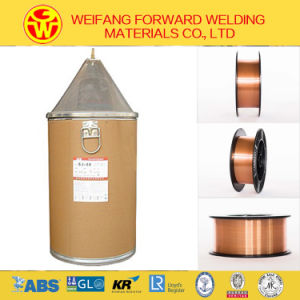 China Er70s-6 CO2 Gas Shield Welding Wire/ MIG Wire/ Solid Welding Wire with Copper Coated pictures & photos
