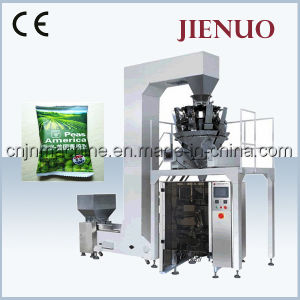 Jienuo Automatic Vertical Food Tea Granule Pouch Packing Machine pictures & photos