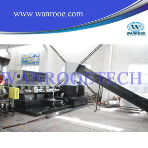 Waste Recycling PP Pelletizing Line pictures & photos