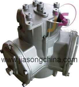 Fuel Dispenser Oil Piston Flow Meter pictures & photos