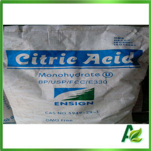 Citric Acid Monohydrate or Citric Acid Anhydrous in Hot Suppply pictures & photos