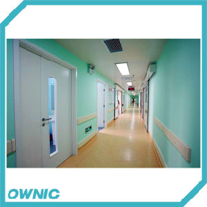 Manual Swing Door One and Half Open for Hospital Application pictures & photos