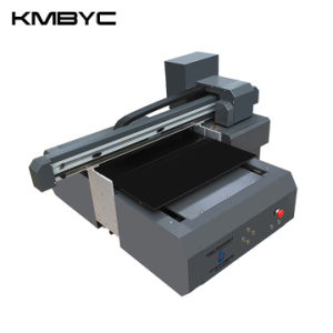 Kmbyc A2 Plus Size 8 Colors 6060 UV Flatbed Printer pictures & photos